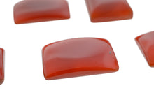 CARNELIAN 950 cts 52st Emerald Cut WHOLESALE LOT