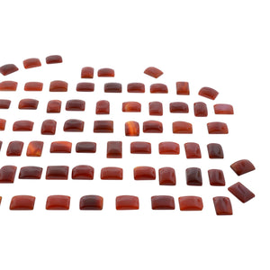 CARNELIAN 950 cts 63st Emerald Cut WHOLESALE LOT