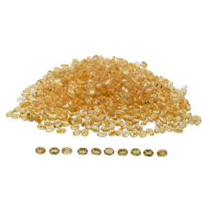 CITRINE 105cts 93st 8x6mm Oval WHOLESALE LOT