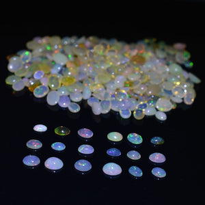 Opal 145.19cts 291st Mix Oval Wholesale Lot
