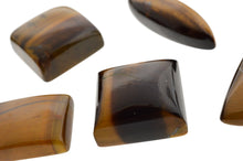 Tiger Eye 1415cts 57st Mixed Shapes WHOLESALE LOT