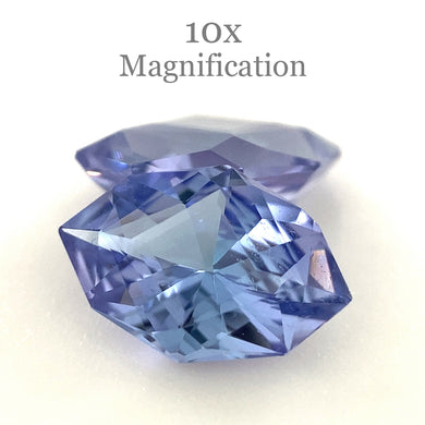 1.42ct Marquise Tanzanite Precision Cut Pair - Skyjems Wholesale Gemstones