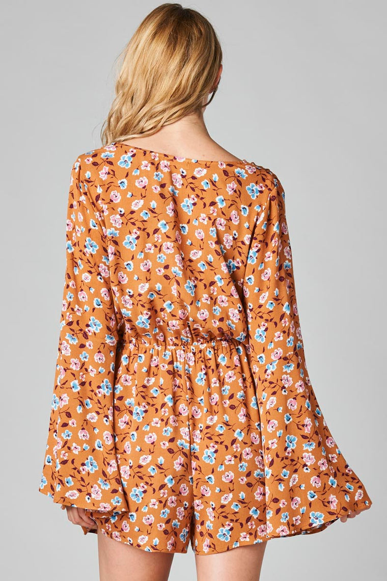 O, Honey Romper