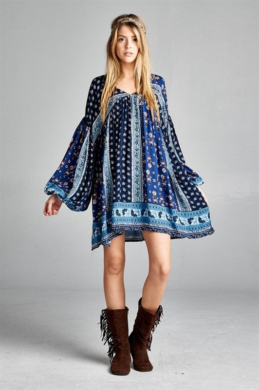 Traveling Gypsie Dress