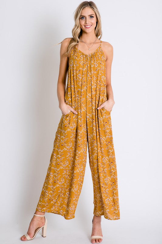 Honey Suckle Jumpsuit