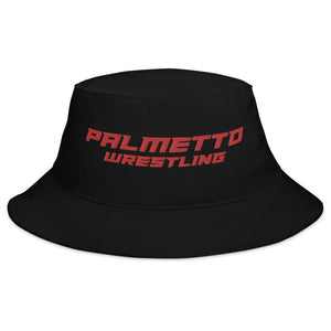Palmetto High School Wrestling Bucket Hat