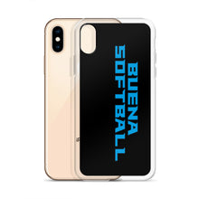 Buena Softball iPhone Case