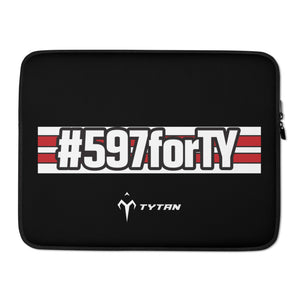 #597forTY Laptop Sleeve