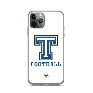 Tempe High School Football iPhone Case