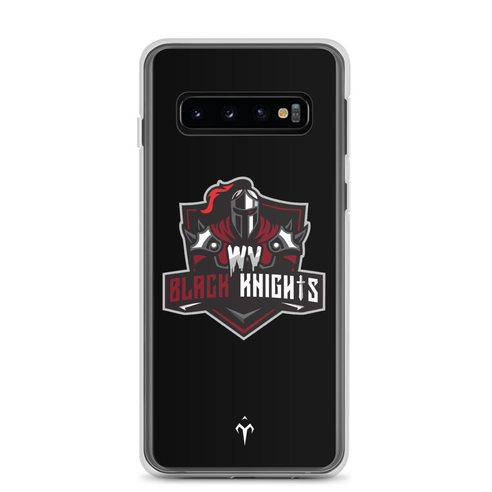 West Virginia Black Knights Samsung Case