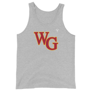 Willow Glen Softball Unisex Tank Top
