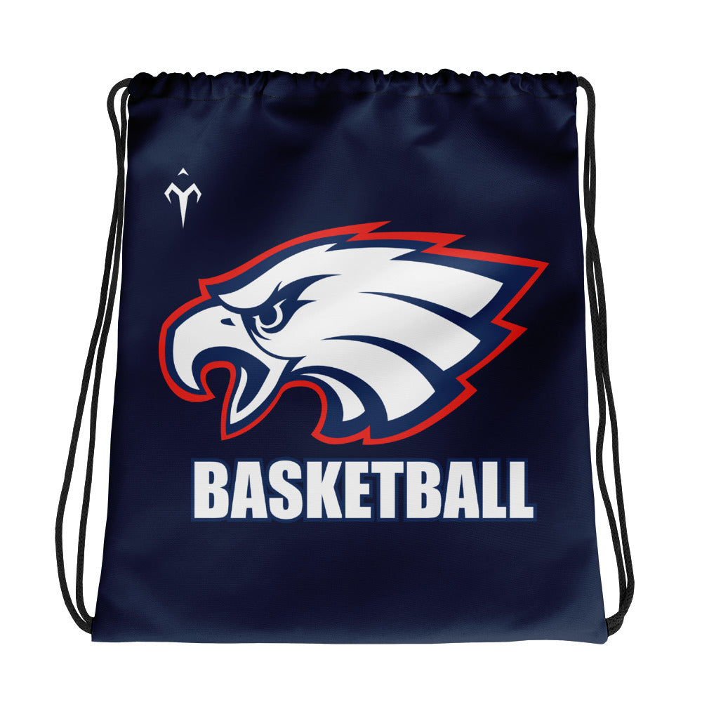 ALA Basketball Drawstring bag