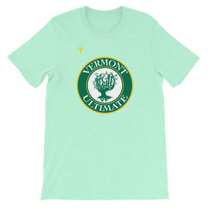 Vermont Ultimate Short-Sleeve Unisex T-Shirt