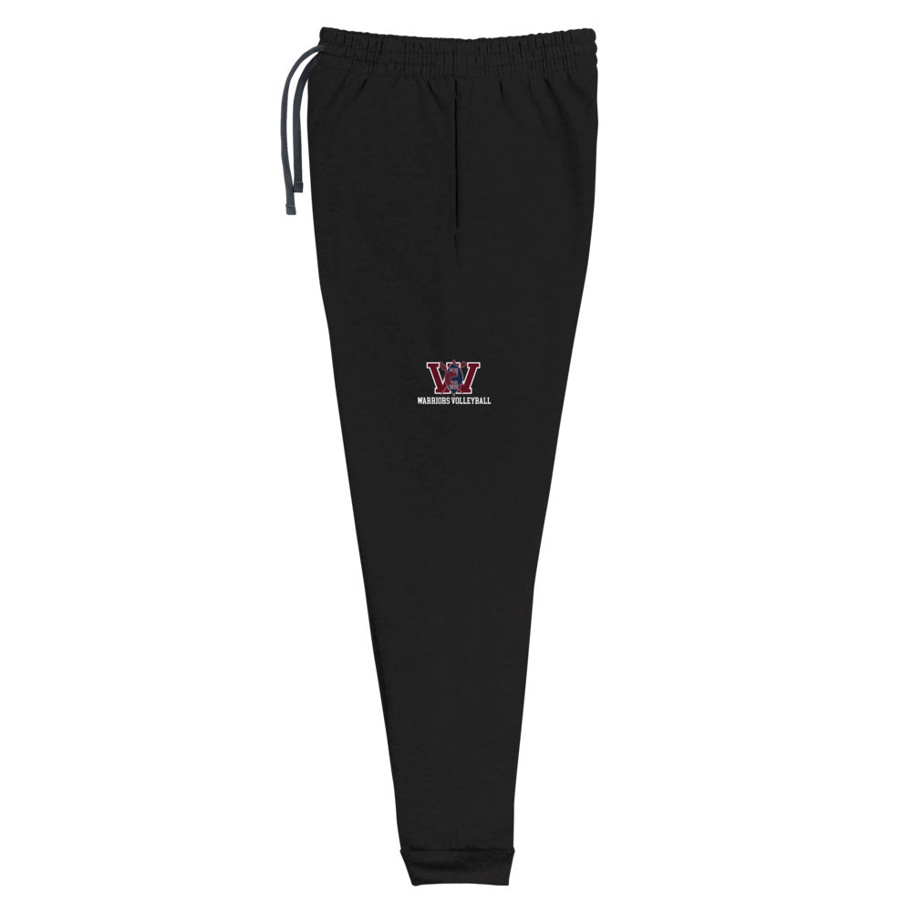 UCW Warriors Volleyball Unisex Joggers
