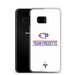 Team Fredette Basketball Samsung Case