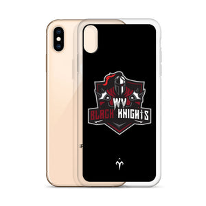West Virginia Black Knights iPhone Case