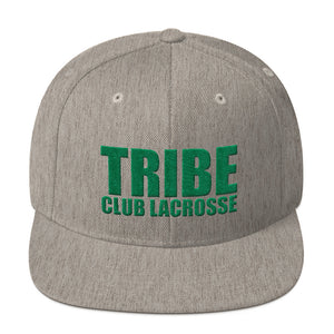 Tribe Club Lacrosse Snapback Hat