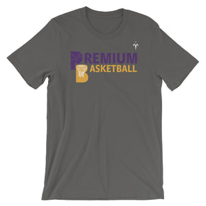 Premium Basketball Short-Sleeve Unisex T-Shirt