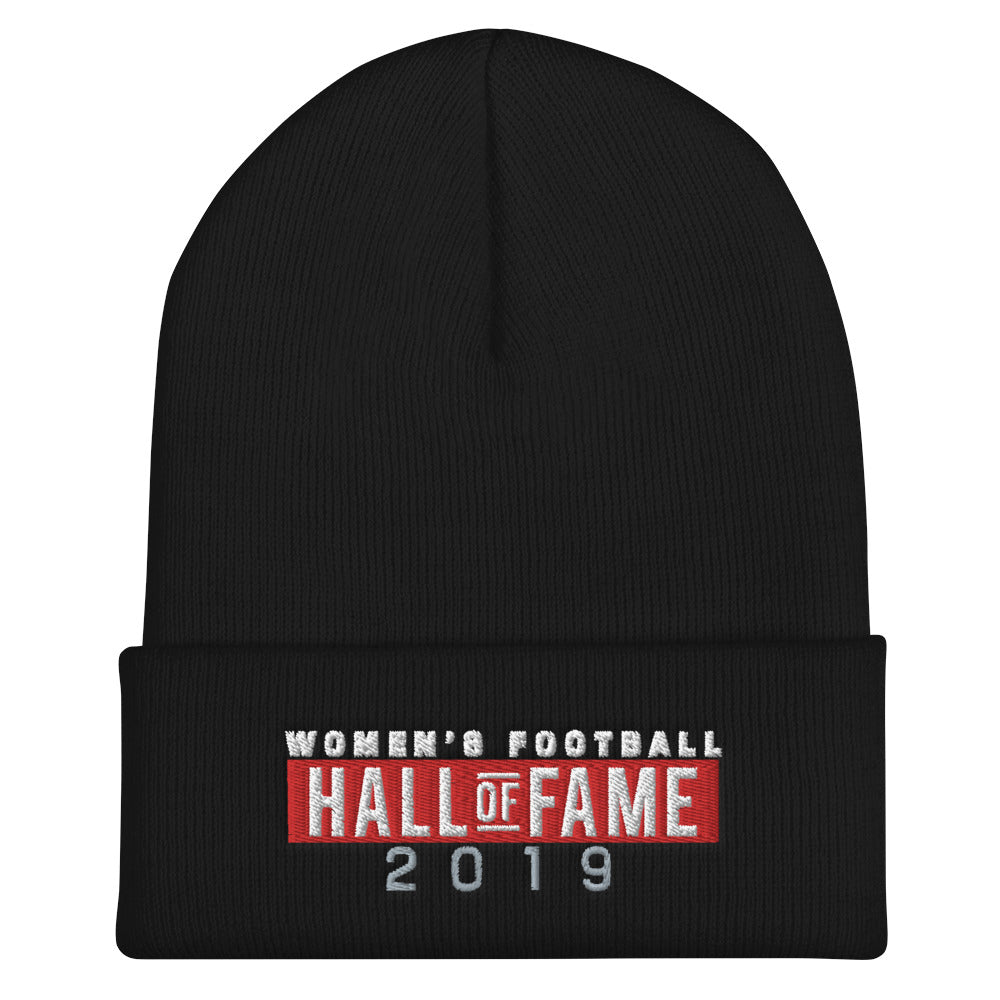 Hall of Fame 2019 Cuffed Beanie