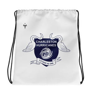 Charleston Hurricanes Drawstring bag