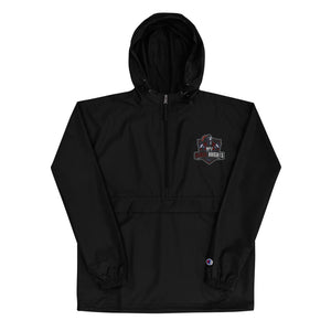 West Virginia Black Knights Embroidered Champion Packable Jacket