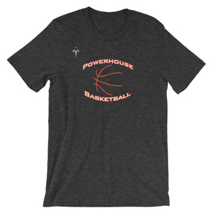 Powerhouse Basketball Short-Sleeve Unisex T-Shirt
