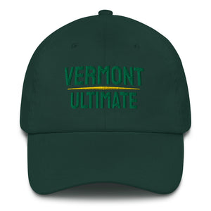 Vermont Ultimate Dad hat