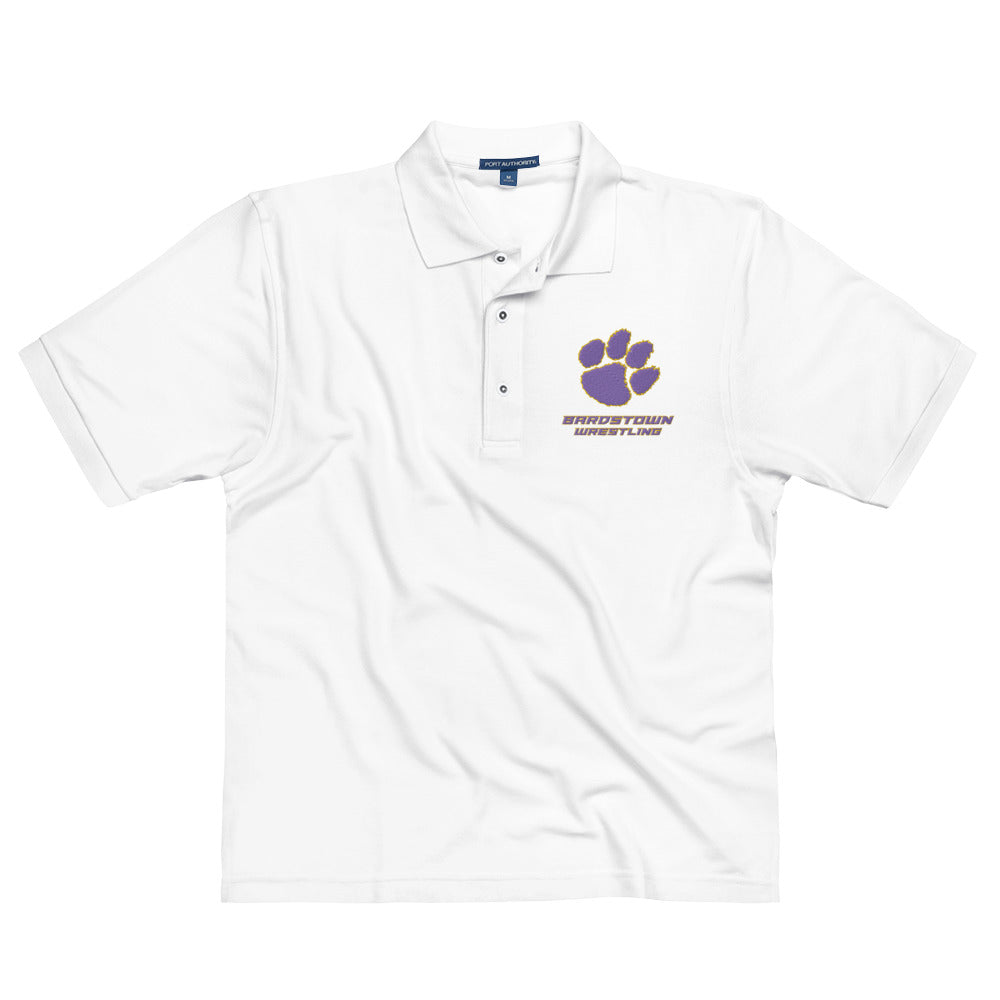 Bardstown Wrestling Men's Premium Polo