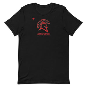 San Juan Football Short-Sleeve Unisex T-Shirt