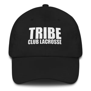 Tribe Club Lacrosse Dad hat