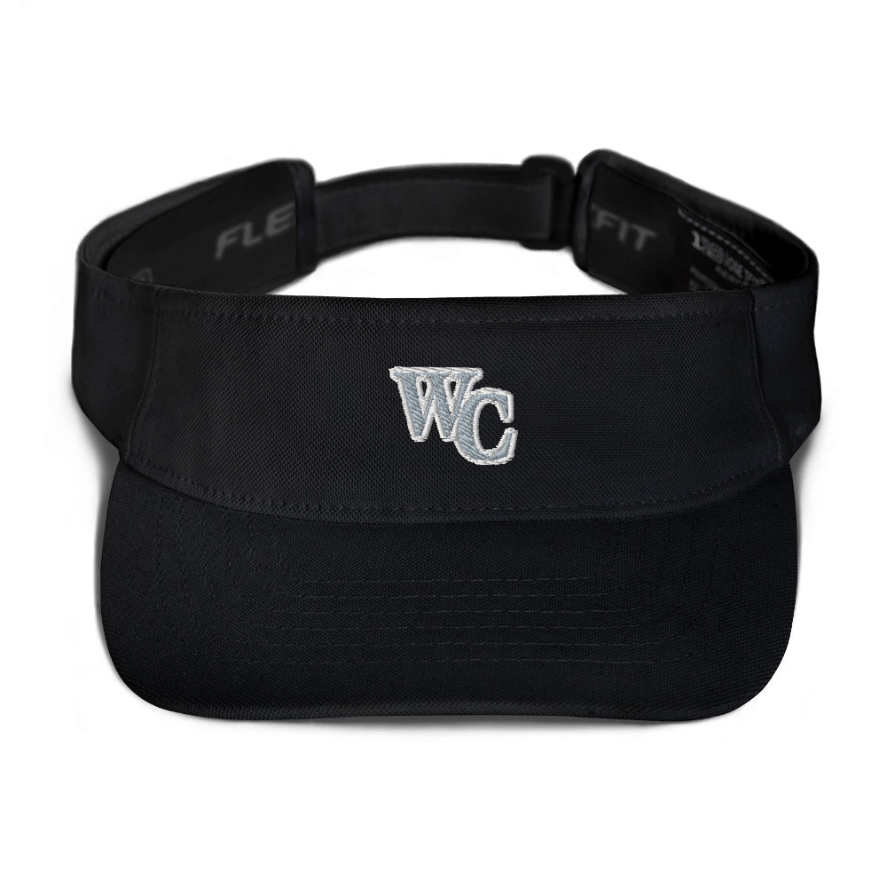 WC Lady Cougars Softball Visor
