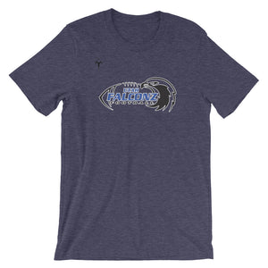 Utah Falconz Short-Sleeve Unisex T-Shirt