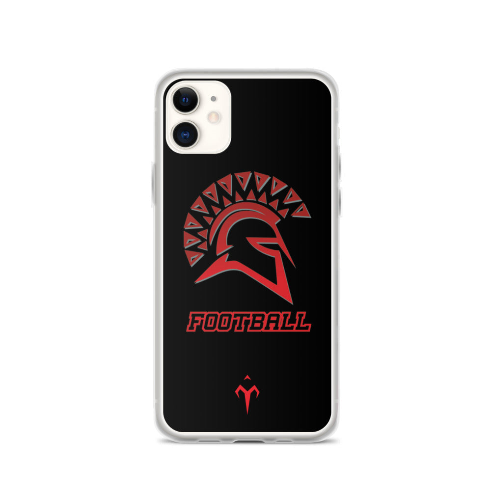 San Juan Football iPhone Case