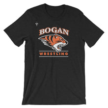 Bogan Wrestling Short-Sleeve Unisex T-Shirt