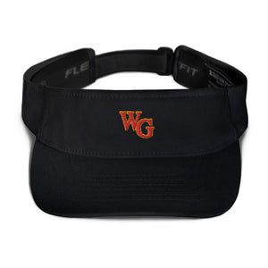 Willow Glen Softball Visor
