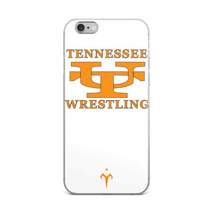 Tennessee Wrestling iPhone Case