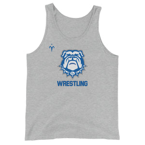 Gunnison Valley Wrestling Unisex  Tank Top