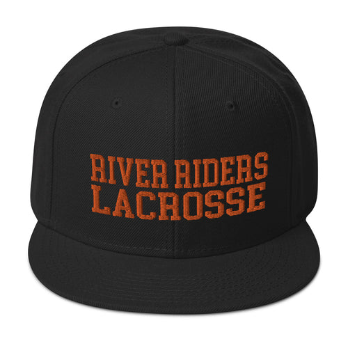 River Riders Lacrosse Hat