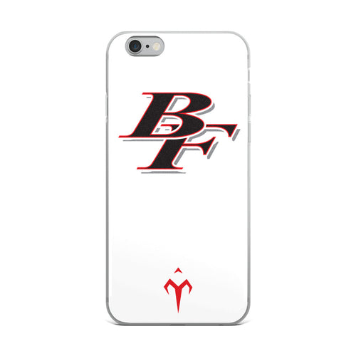 Big Foot Wrestling iPhone Case