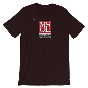 MSOE Club Soccer Short-Sleeve Unisex T-Shirt