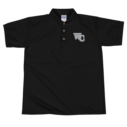 WC Lady Cougars Softball Embroidered Polo Shirt
