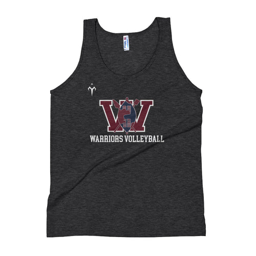 UCW Warriors Volleyball Unisex Tank Top