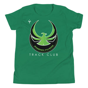 Phoenix Flyers Track Club Youth Short Sleeve T-Shirt