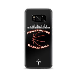 Powerhouse Basketball Samsung Case