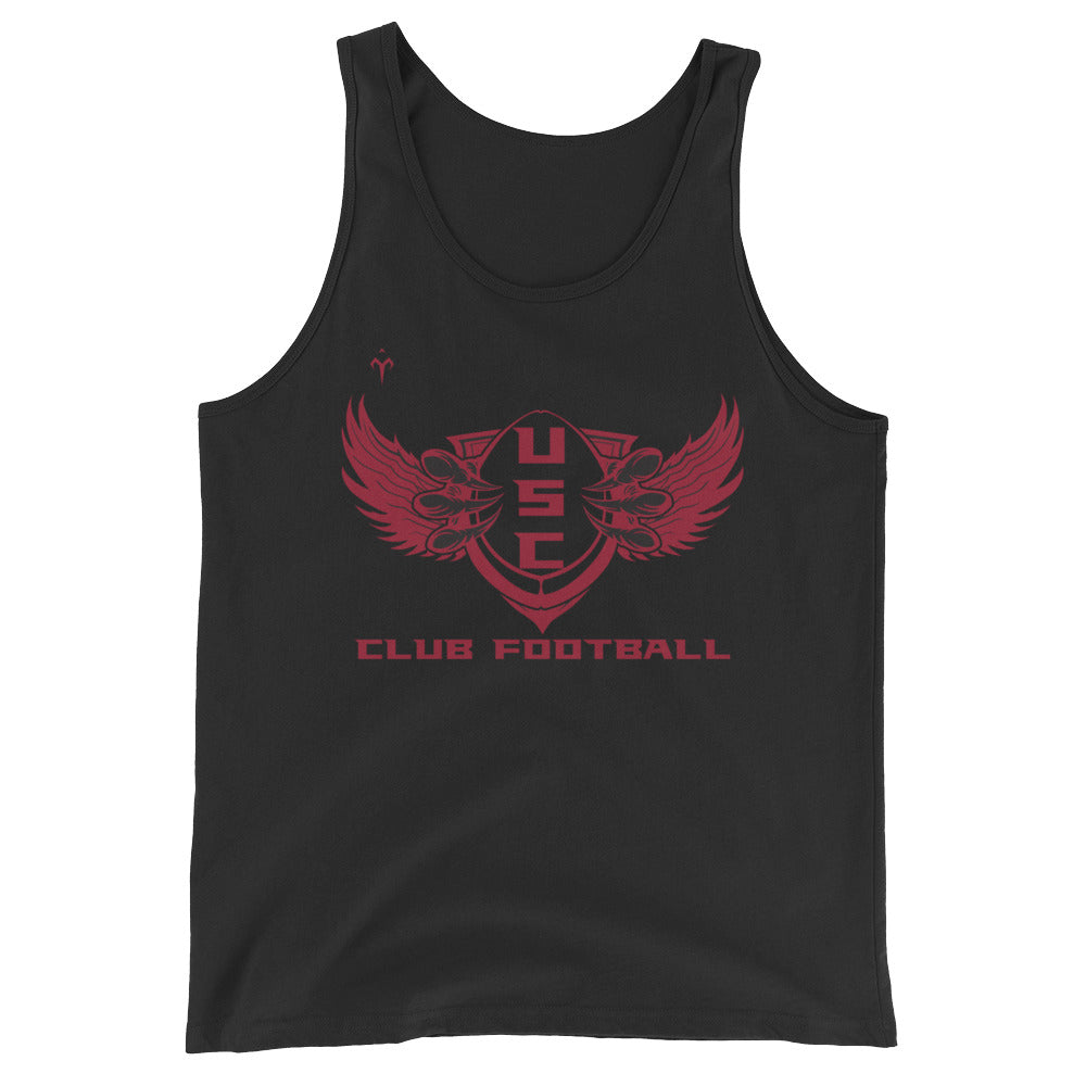 USC Club Football Unisex  Tank Top