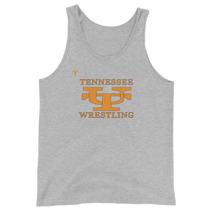 Tennessee Wrestling Unisex  Tank Top