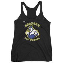 Seaford Pop Warner Women's Racerback Tank