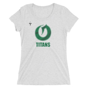 Olympus Softball Ladies' short sleeve t-shirt