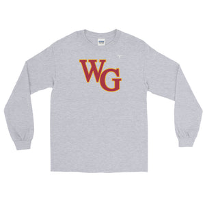 Willow Glen Softball Men's Long Sleeve Shirt
