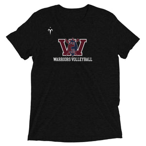 UCW Warriors Volleyball Short sleeve t-shirt